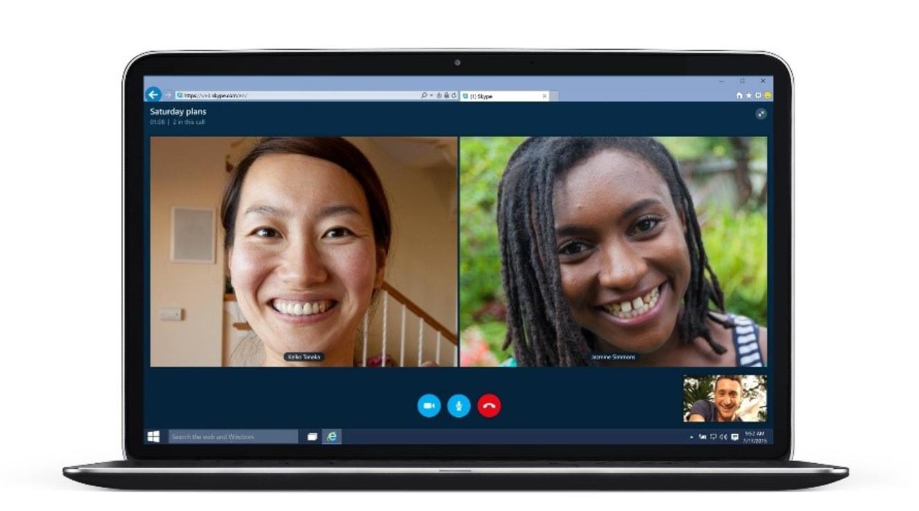 skype for online classes