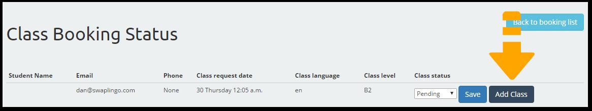 online school software add class